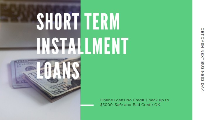 Installment loans online up to $5000